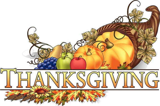 Free thanksgiving clipart 2019