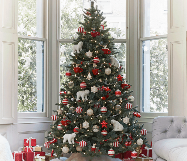 Images Of Decorated Christmas Trees 2019